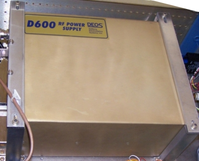 Coherent D600L RF Laser Power Supply