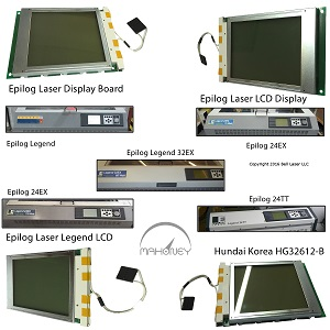 LCD fits a variety of legacy Epilog laser engravers