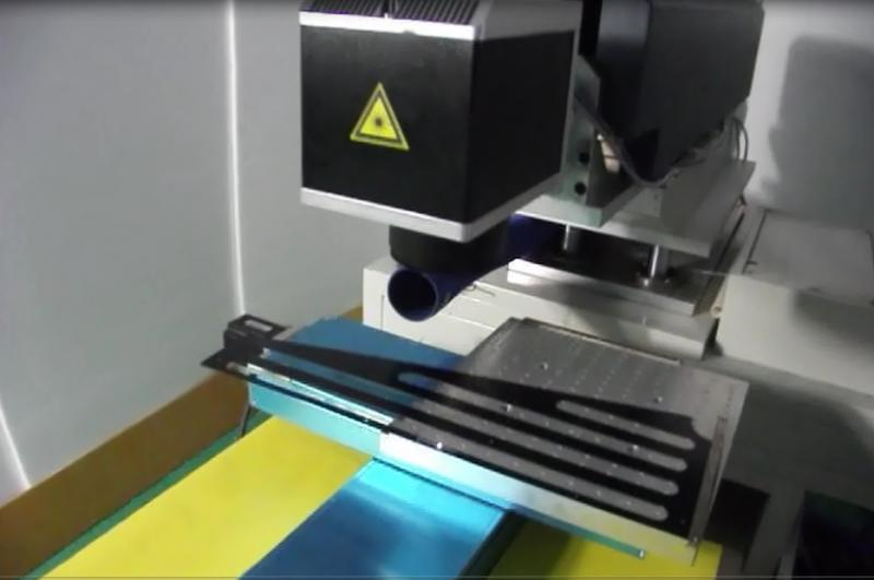 Precision Indexing Laser Marking Machine. Available in Fiber, Diode, and YAG.